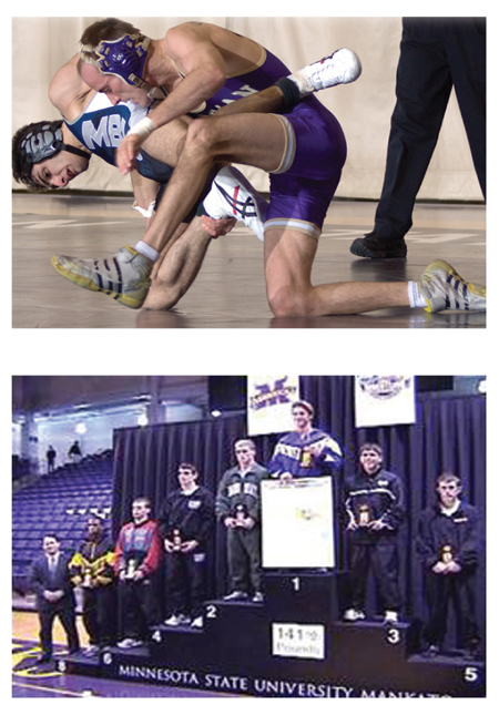 Wrestling Photos